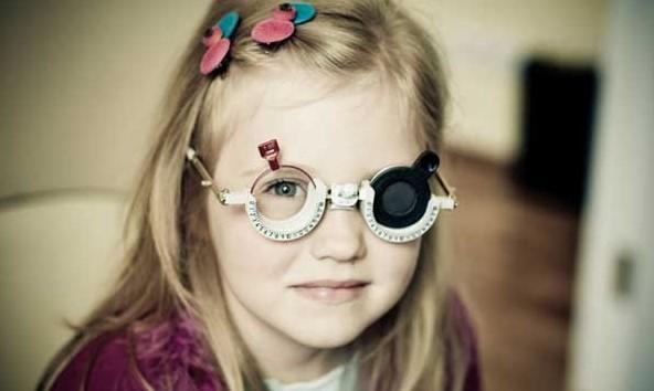 Амбилиопия у детей