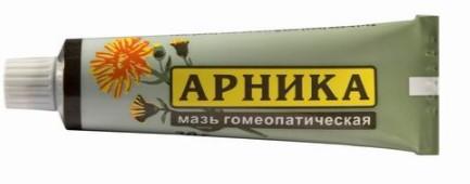 Гель Арника - гель от синяков