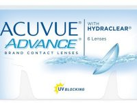 Как подобрать линзы Acuvue