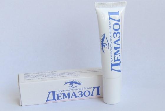 Крем Демазол - это средство против клещей