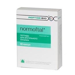 Глазные витамины Нормофтал - это эффективное средств для защиты зрения