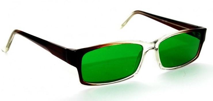 Очки при глаукоме