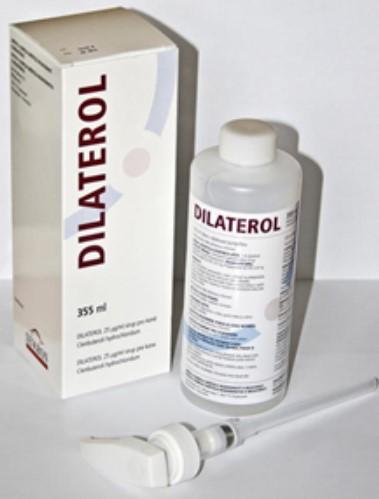 Противовоспалительное средство Дилатерол