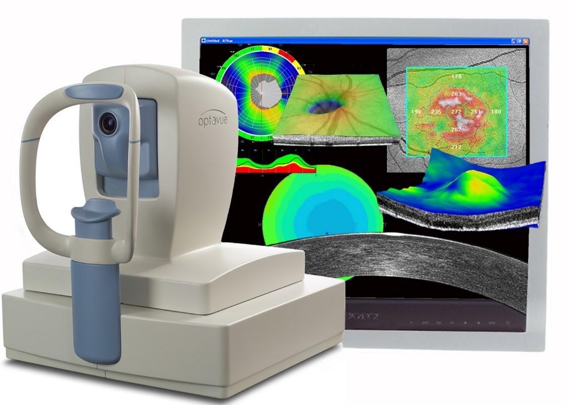 Аппарат для когерентной компьютерной томографии