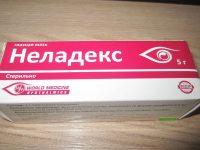 Комбинированный препарат Неладекс
