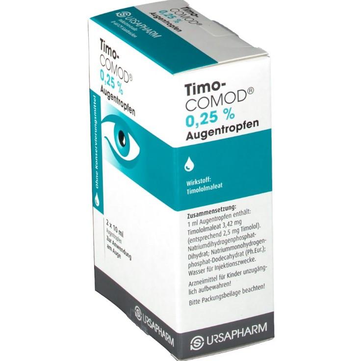 Тимо-комод 0.25%