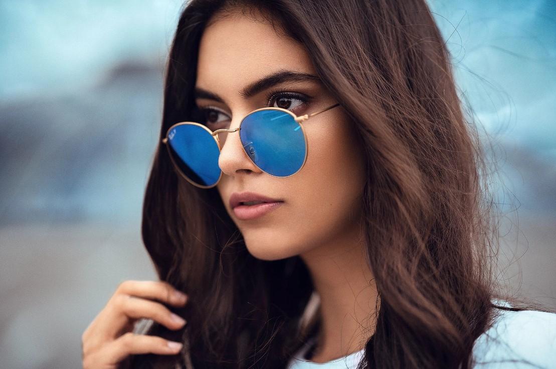 Солнцезащитные очки для девушек