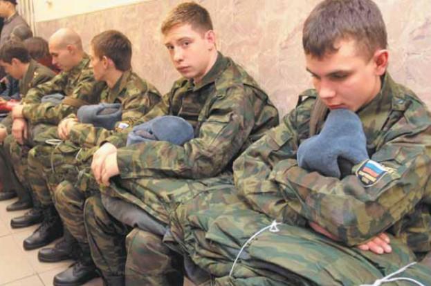 Астигматизм в армии