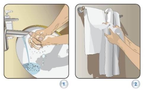 Подготовка к снятию линз