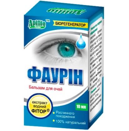 Глазные капли Фаурин - это противовоспалительное средство, которое активно применяется в офтольмологии
