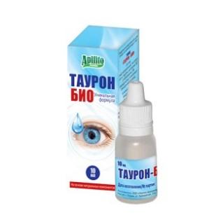 Глазные капли Таурон Био - это эффективный антивирусный, противогрибковый препарат.