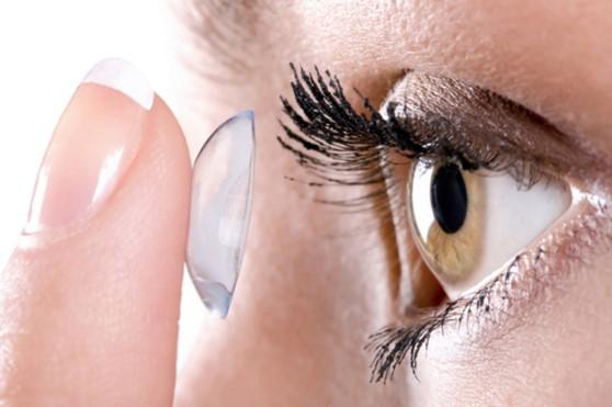 Параметры контактных линз