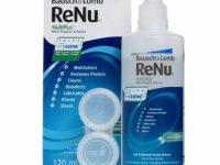 Растворы для линз Renu Multiplus