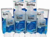 Растворы для контактных линз
