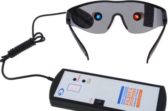 Глазной аппарат Радуга прозрения