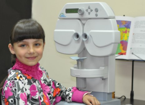 Глазной тренажер Визотроник