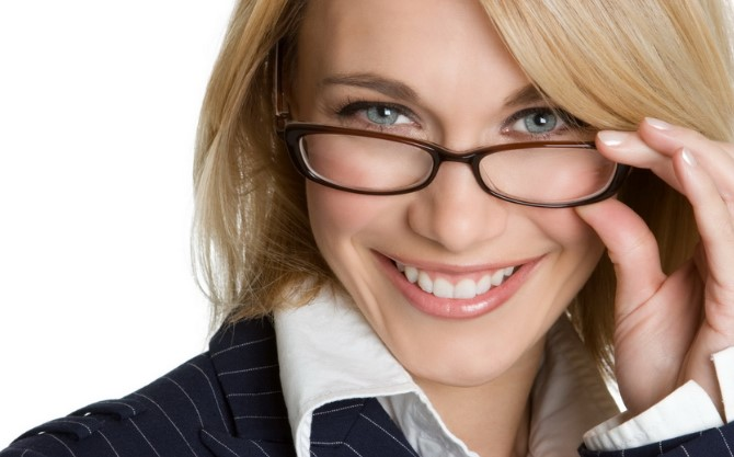 Линзы для очков с диоптриями