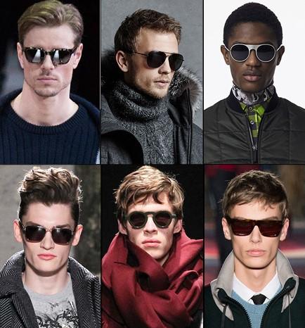 Популярные мужские очки