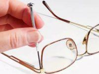 Самостоятельный ремонт оправы для очков