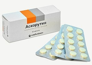 Витамины для глаз Аскорутин снимают усталость и раздражение