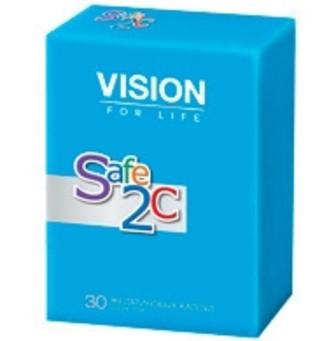 Глазные витамины Визион Save2C