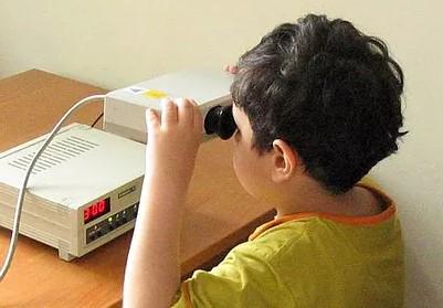 Глазной аппарат Макдэл