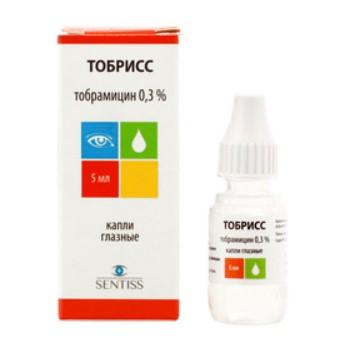 Тобрисс - эффективный антибиотик