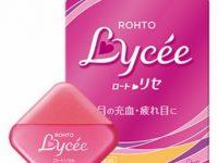 Капли для глаз Rohto Lycee
