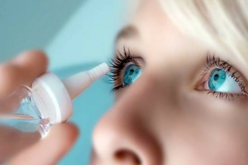 Капли от катаракты Вицеин