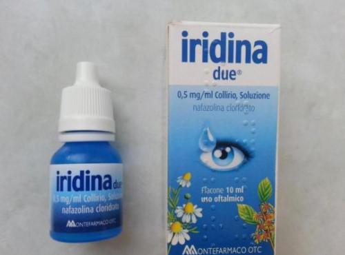 Эффективные капли для отбеливания глаз