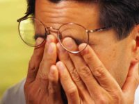 Зарядка для снятия усталости глаз