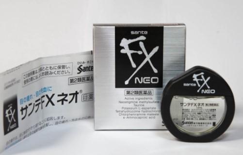 Форма выпуска капель Sante Neo