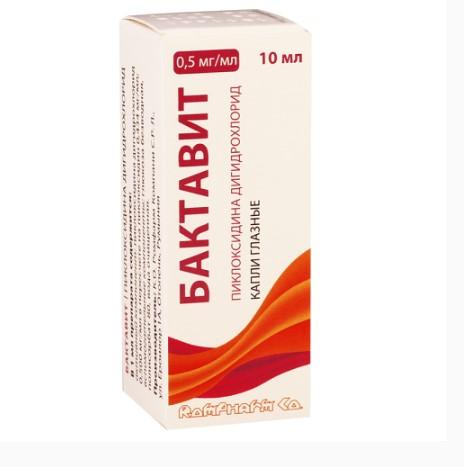 Бактавит - противомикробное средство
