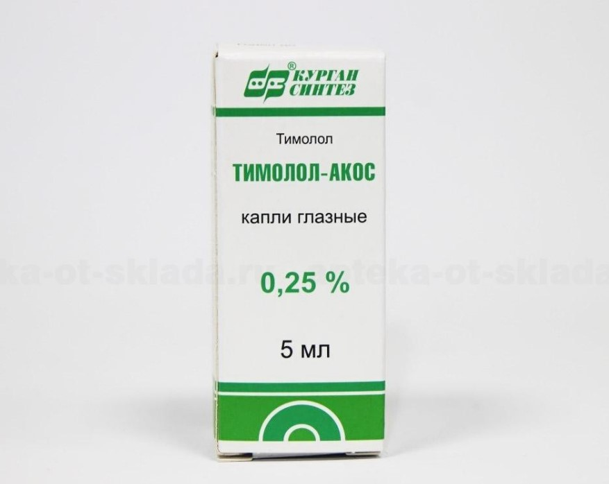 Тимолол-АКОС